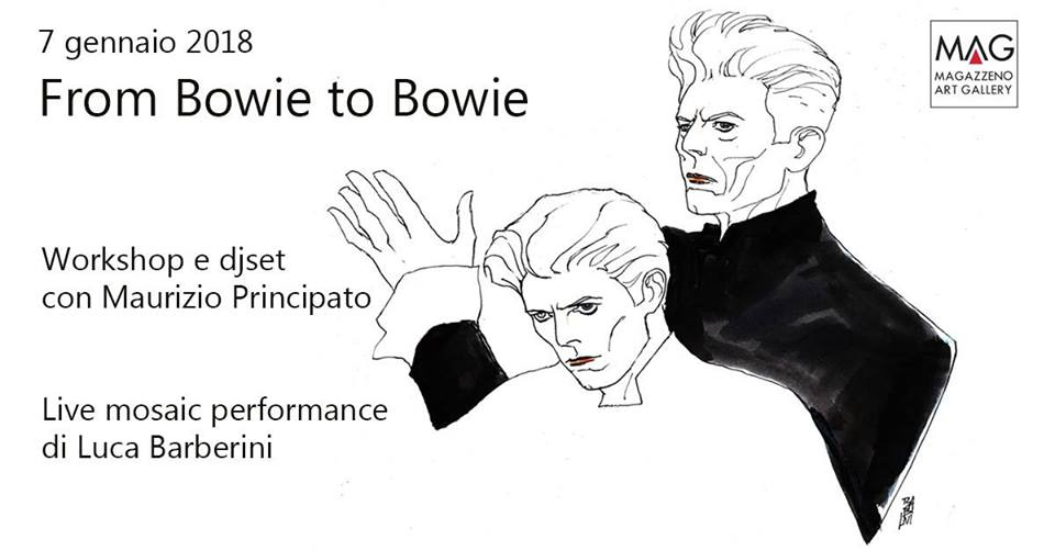 From Bowie to Bowie